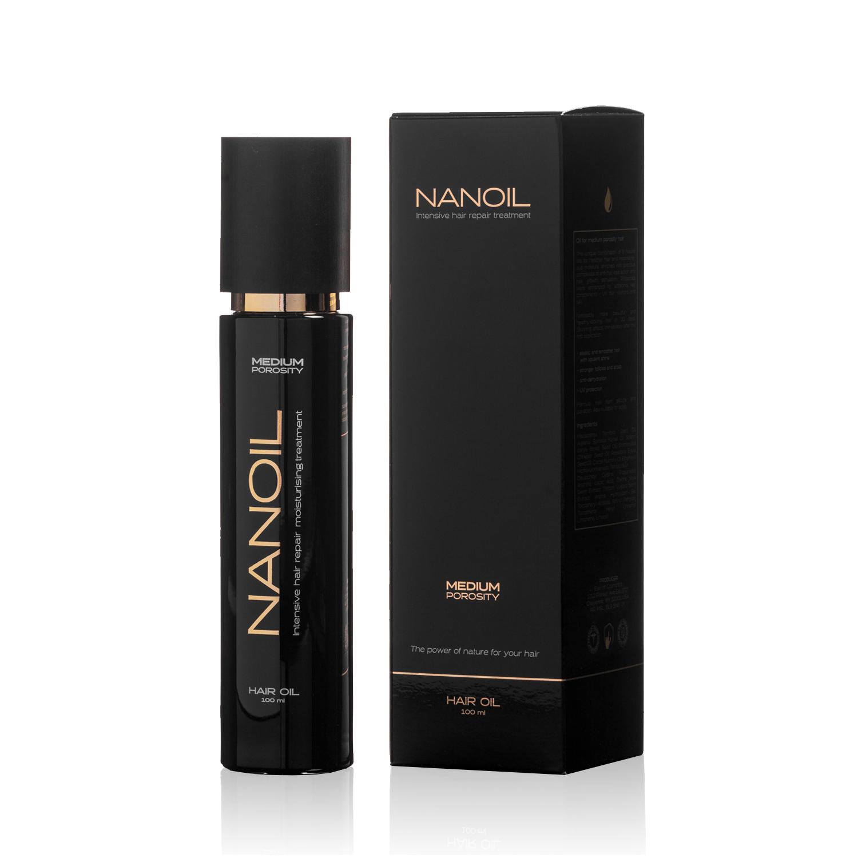 Nanoil - das beste HAARPFLEGEPRODUKTE