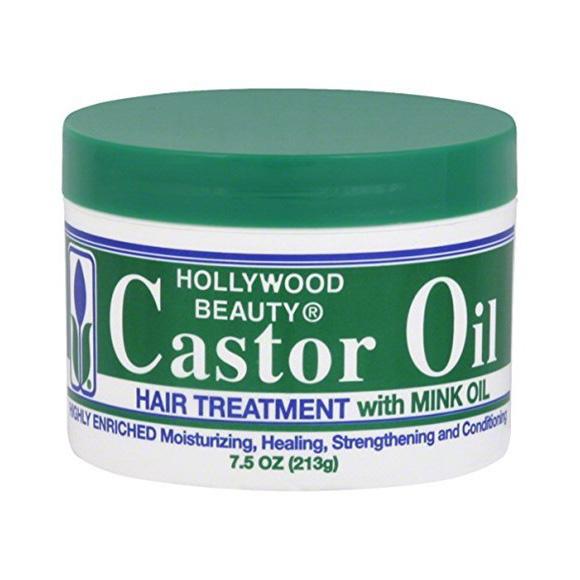Castor oil Hollywood Beauty